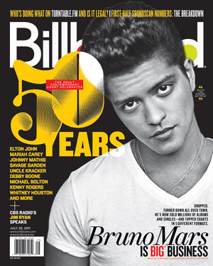 Billboard Back Issue Volume 123, Issue 25