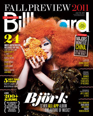 Billboard Back Issue Volume 123, Issue 26