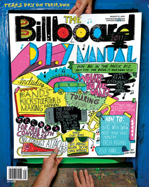 Billboard Back Issue Volume 123, Issue 27
