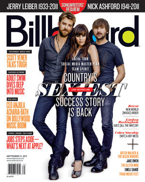 Billboard Back Issue Volume 123, Issue 31