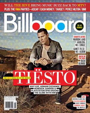 Billboard Back Issue Volume 123, Issue 32