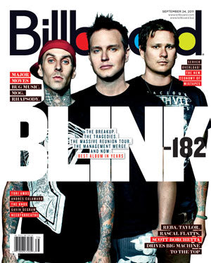 Billboard Back Issue Volume 123, Issue 34
