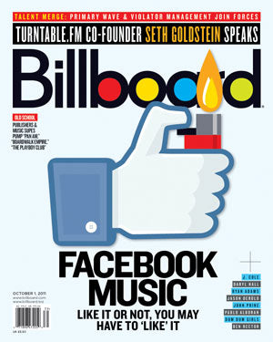 Billboard Back Issue Volume 123, Issue 35