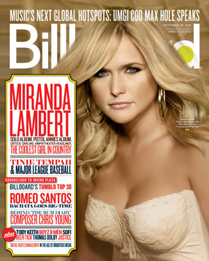Billboard Back Issue Volume 123, Issue 39