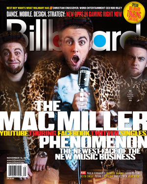 Billboard Back Issue Volume 123, Issue 41