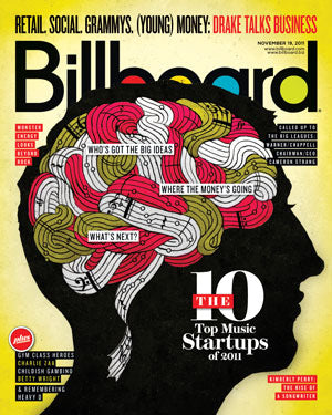 Billboard Back Issue Volume 123, Issue 42