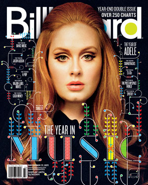 Billboard Back Issue Volume 123, Issue 46