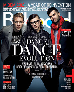 Billboard Back Issue Volume 124, Issue 5