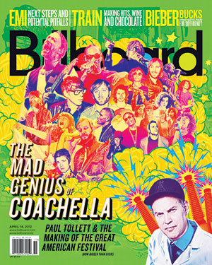 Billboard Back Issue Volume 124, Issue 12