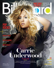 Billboard Back Issue Volume 124, Issue 13