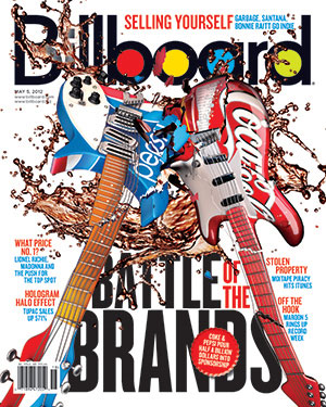 Billboard Back Issue Volume 124, Issue 15