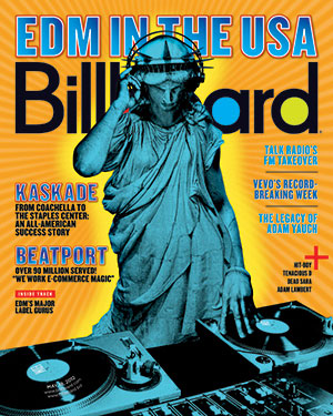 Billboard Back Issue Volume 124, Issue 17