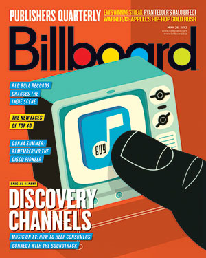 Billboard Back Issue Volume 124, Issue 18
