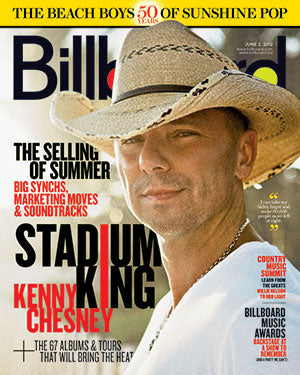 Billboard Back Issue Volume 124, Issue 19