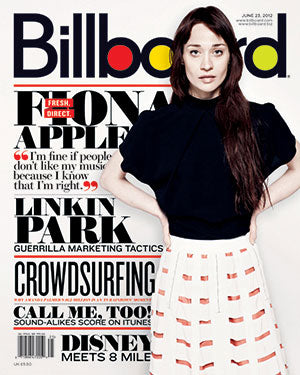 Billboard Back Issue Volume 124, Issue 21