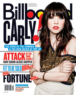 Billboard Back Issue Volume 124, Issue 22