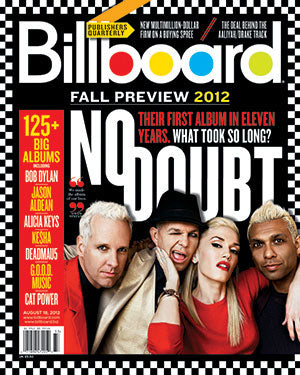 Billboard Back Issue Volume 124, Issue 28