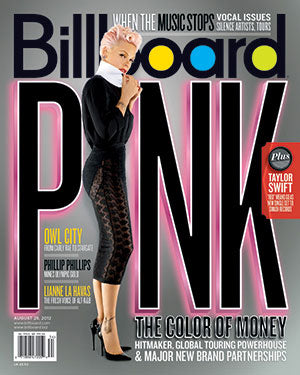 Billboard Back Issue Volume 124, Issue 29