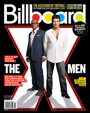 Billboard Back Issue Volume 124, Issue 32