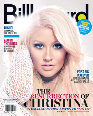 Billboard Back Issue Volume 124, Issue 34