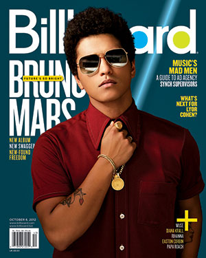 Billboard Back Issue Volume 124, Issue 35