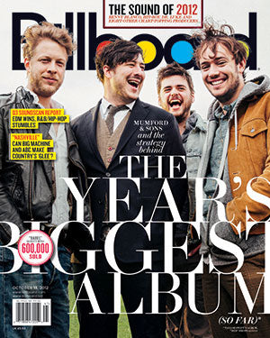 Billboard Back Issue Volume 124, Issue 36