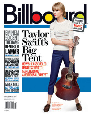 Billboard Back Issue Volume 124, Issue 38