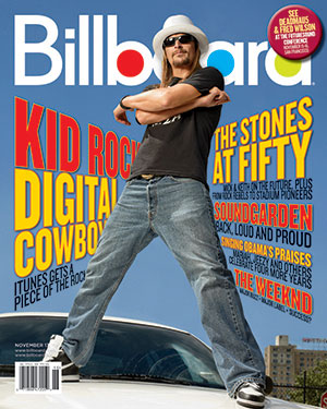 Billboard Back Issue Volume 124, Issue 41