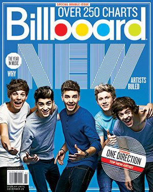 Billboard Back Issue Volume 124, Issue 46