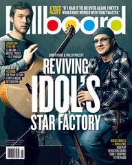 Billboard Back Issue Volume 125, Issue 1