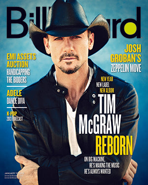 Billboard Back Issue Volume 125, Issue 2