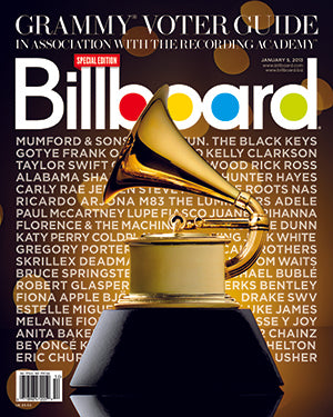 Billboard Back Issue Volume 124, Issue 47