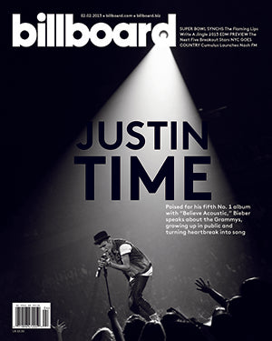 Billboard Back Issue Volume 125, Issue 4