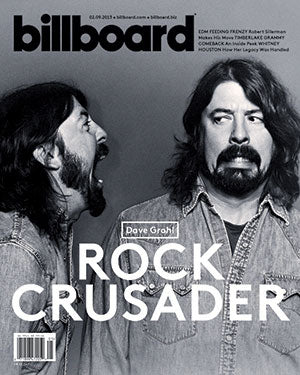 Billboard Back Issue Volume 125, Issue 5