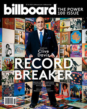 Billboard Back Issue Volume 125, Issue 6