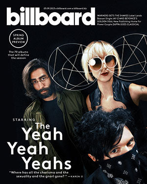 Billboard Back Issue Volume 125, Issue 9