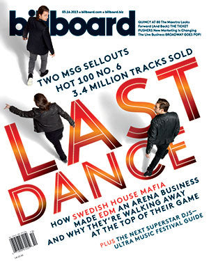 Billboard Back Issue Volume 125, Issue 10