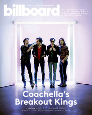 Billboard Back Issue Volume 125, Issue 14