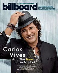 Billboard Back Issue Volume 125, Issue 16