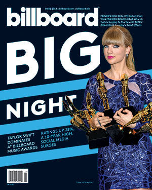 Billboard Back Issue Volume 125, Issue 21