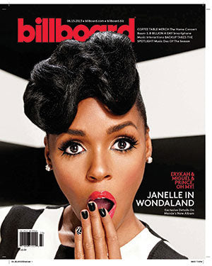 Billboard Back Issue Volume 125, Issue 23