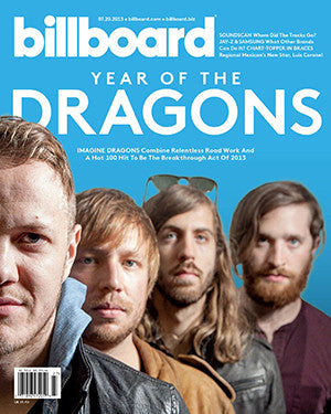 Billboard Back Issue Volume 125, Issue 27