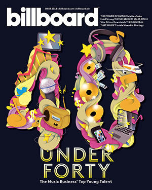 Billboard Back Issue Volume 125, Issue 29