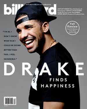 Billboard Back Issue Volume 125, Issue 34