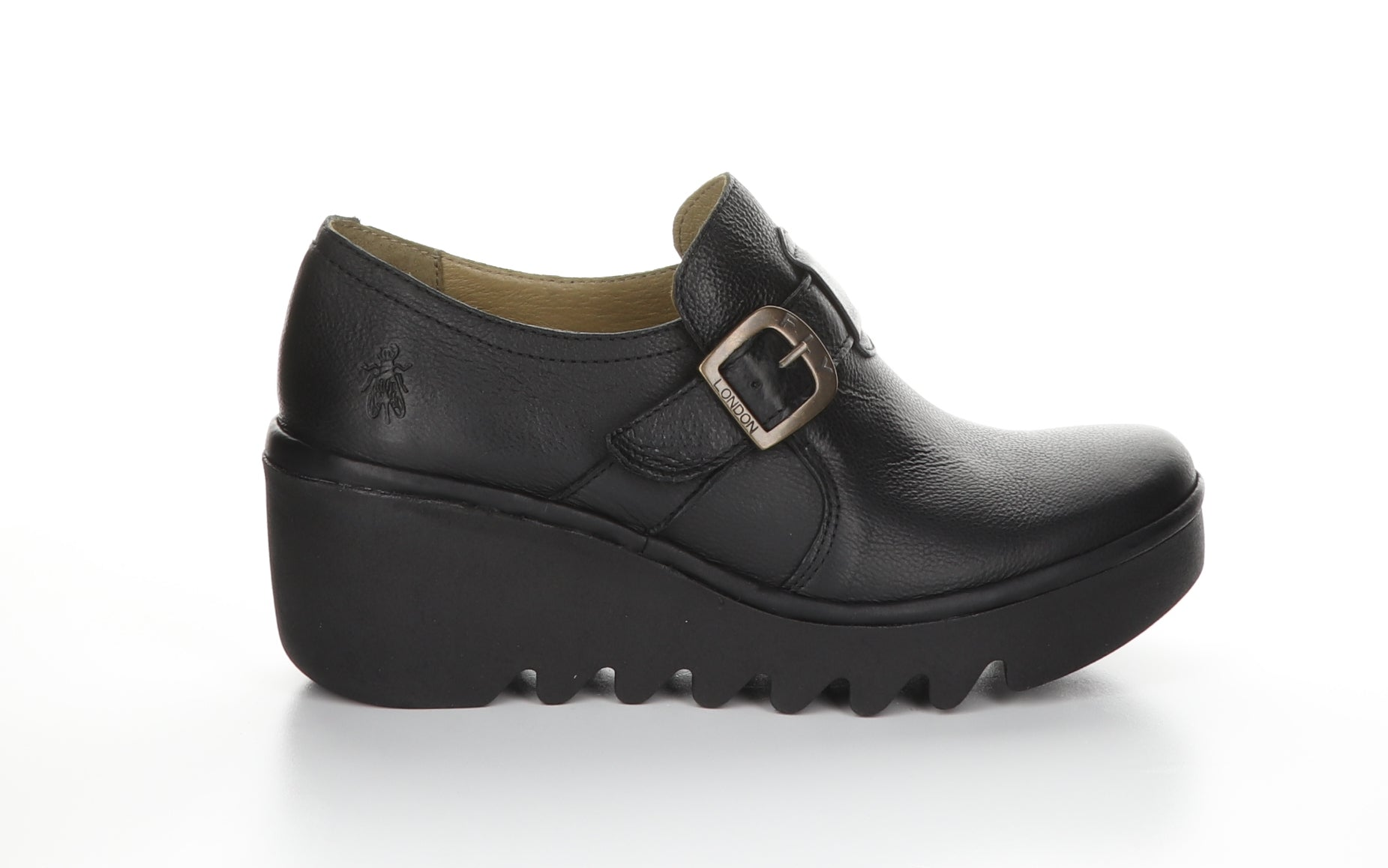 Belk | Black Leather
