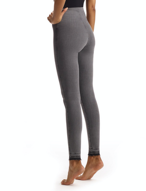 All-Day Denim Legging | Ash