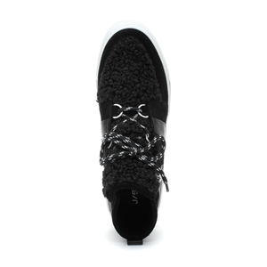 Nell | Black Suede