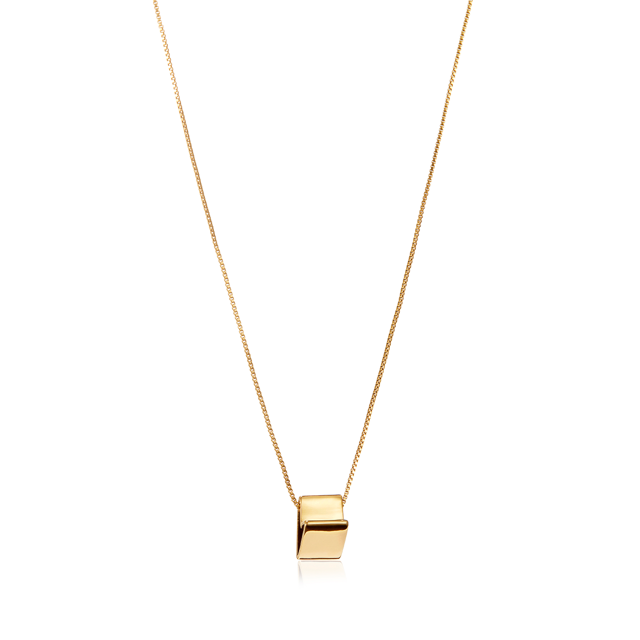 All Love Pendant | Gold