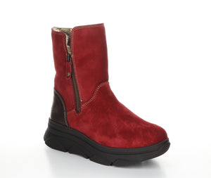 Open image in slideshow, Padi Boot | Sangria Suede