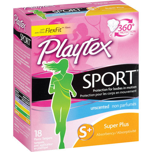 Playtex Sport Super Plus Tampons